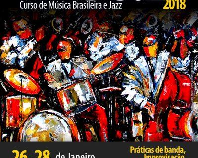 VI MB & Jazz – Curso de Música Brasileira e Jazz 2018